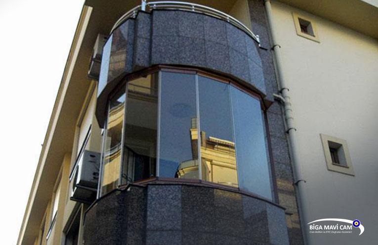 oval cam balkon biga